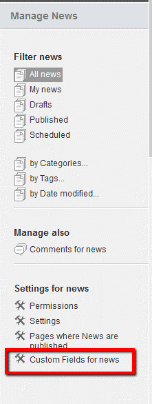ManageNews
