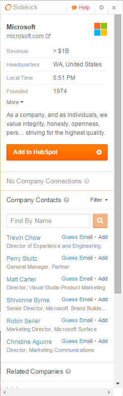 Hubspot-Sidekick-Contact-Profiles-Example