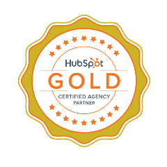 Inalign is Now a HubSpot Gold Certified Agency Partner