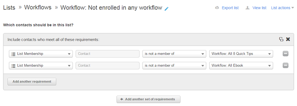 HubSpot_List_Example_Not_Enrolled_In_Workflow