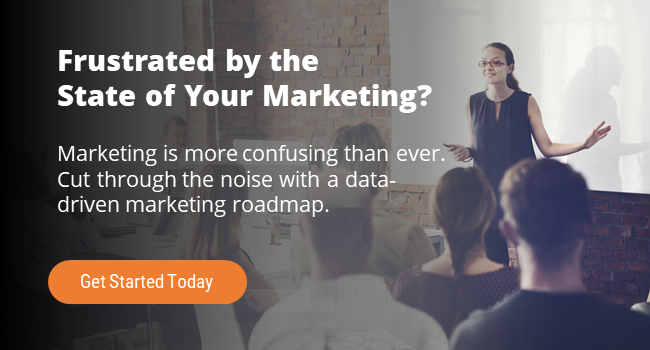Frustrated by the State of Your Marketing?