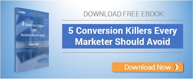 5 Conversion Killers Every Marketer Should Avoid