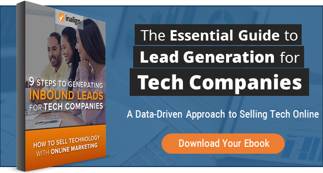 The Essential Guide to Lead Generation for Tech Companies